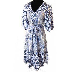 Adorable vintage Cotton dress